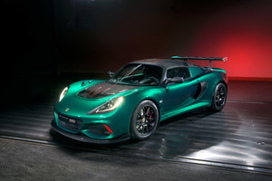 Lotus Exige Cup 430 2017 Wallpaper