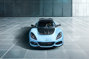 Lotus Exige Sport 410 2018 Wallpaper