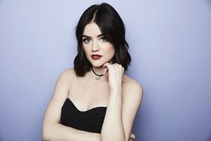 Lucy Hale 8k Wallpaper