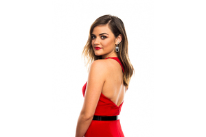 Lucy Hale People 2017 Wallpaper