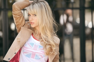 Luisana Lopilato HD Wallpaper