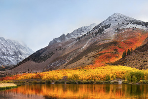 MacOS High Sierra Stock 5k Wallpaper