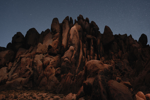 Macos Mojave Stock Desert Rock Mountains 5k Wallpaper