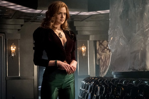 Maggie Geha As Poison Ivy Gotham Season 4 Wallpaper