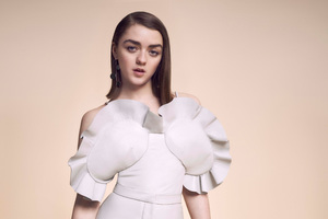Maisie Williams 4k 2017