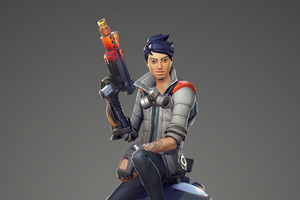 Male Outlander Fortnite