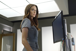Mallory Jansen In Agents Of Shield