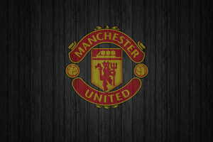 Manchester United Fc Logo Wallpaper