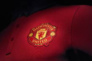 Manchester United Shirt Wallpaper