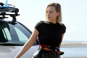 Margot Robbie Ambassador Of Nissan