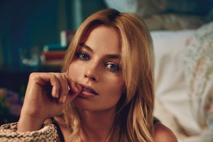 Margot Robbie In 2017