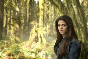 Marie Avgeropoulos As Octavia Blake In The 100