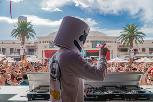 Marshmello Encore Beach 5k