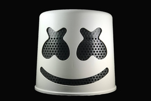 Marshmello Mask 4k Wallpaper