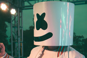 Marshmello Music Producer 4k