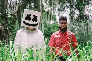 Marshmello Silence FT Khalid 5k Wallpaper