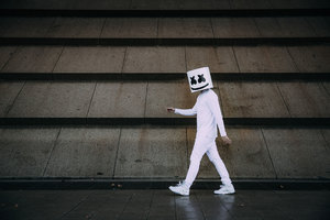Marshmello Tour Wallpaper