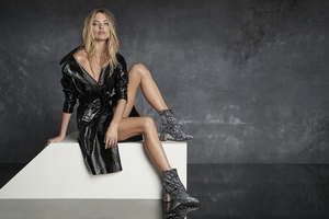 Martha Hunt People 2018 Photoshoot Wallpaper