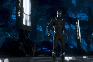 Marvel Black Panther Movie 2018