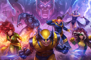 Marvel Contest Of Champions X Men