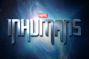 Marvel Inhumans Logo Wallpaper