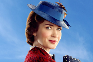 Mary Poppins Returns 2018 Movie