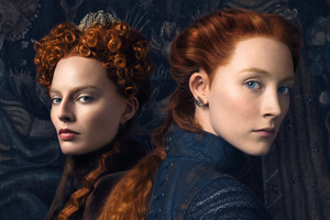 Mary Queen Of Scots 5k Wallpaper