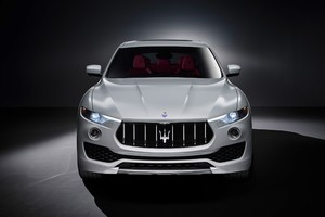 Maserati Levante 2016 Wallpaper