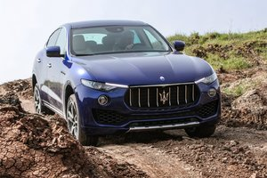 Maserati Levante Wallpaper