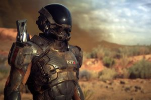 Mass Effect Andromeda Game HD
