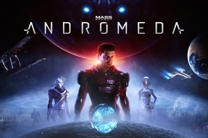 Mass Effect Andromeda Games Wallpaper