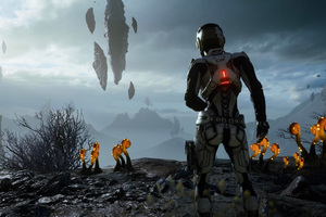 Mass Effect Andromeda HD Game Wallpaper
