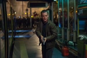 Matt Damon In Jason Bourne Wallpaper