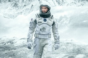 Matthew Mcconaughey In Interstellar Movie
