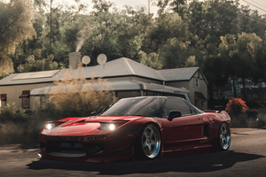 Mazda Rx7 Forza Horizon 3 4k Wallpaper
