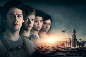 Maze Runner The Death Cure 5k