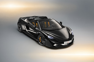 McLaren 570S Spider Design Edition 2018 Wallpaper
