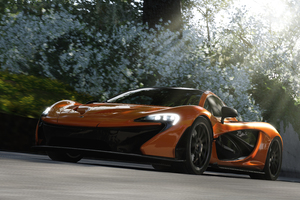 McLaren In Forza Motosport Wallpaper