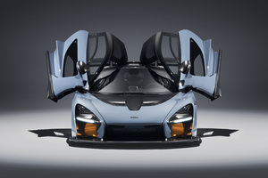 McLaren Senna 2018 Edition Wallpaper
