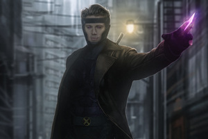 Mcu Gambit Channing Tatum Wallpaper