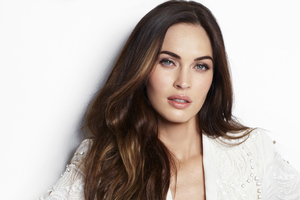 Megan Fox New 2018 4k Wallpaper