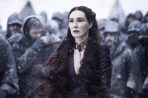 Melisandre Tv Show Wallpaper