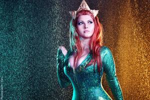 Mera Cosplay Aquaman