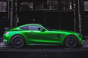 Mercedes AMG GT R 2018 5k Wallpaper