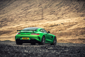 Mercedes AMG GT R C190 4k Wallpaper
