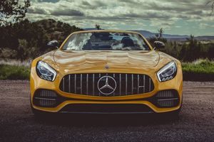 Mercedes Amg Gt Roadster 2018 Wallpaper