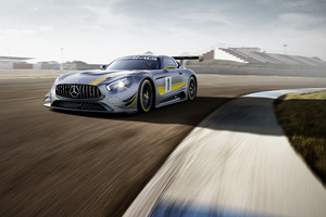 Mercedes Amg GT3 8k Wallpaper