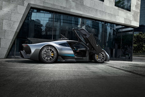Mercedes Amg Project One 2017 Wallpaper