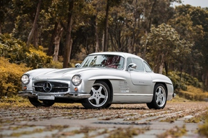 Mercedes Benz 300 Sl Old