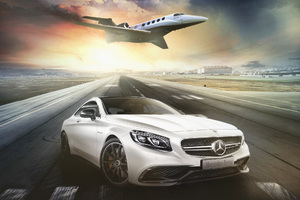 Mercedes Benz AMG Drive And Fly